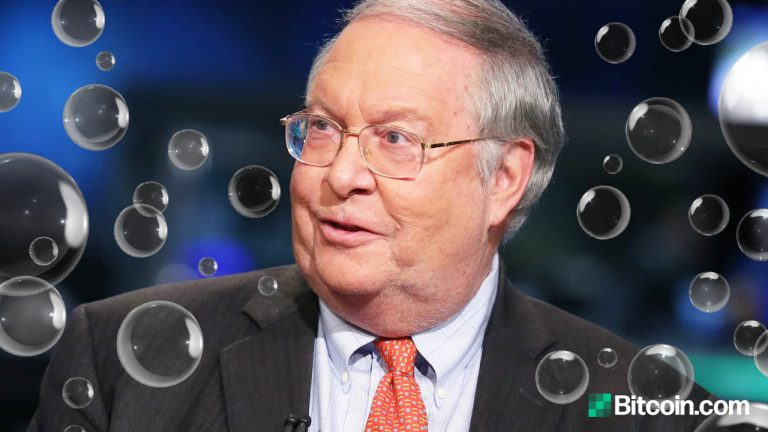 Fund Manager Bill Miller Says Bitcoin Is Not a Bubble — BTC Entering Mainstream as Demand Grows Faster Than Supply