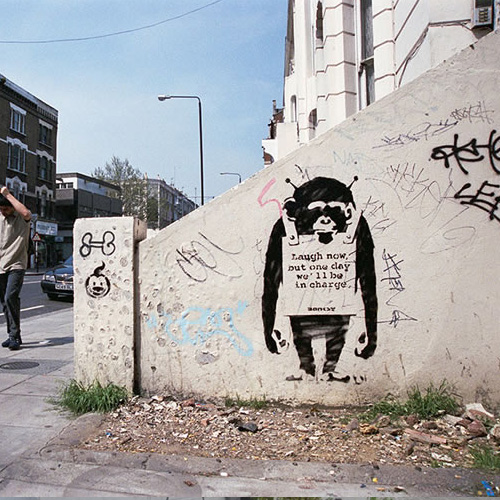 Asian Auction House Phillips Will Accept Crypto at Auction for a Physical Piece of Banksy Art