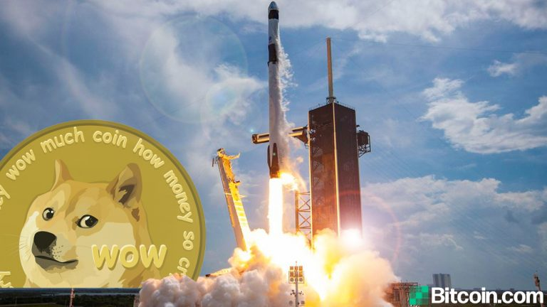 SpaceX to Launch Dogecoin Paid DOGE-1 Mission to the Moon