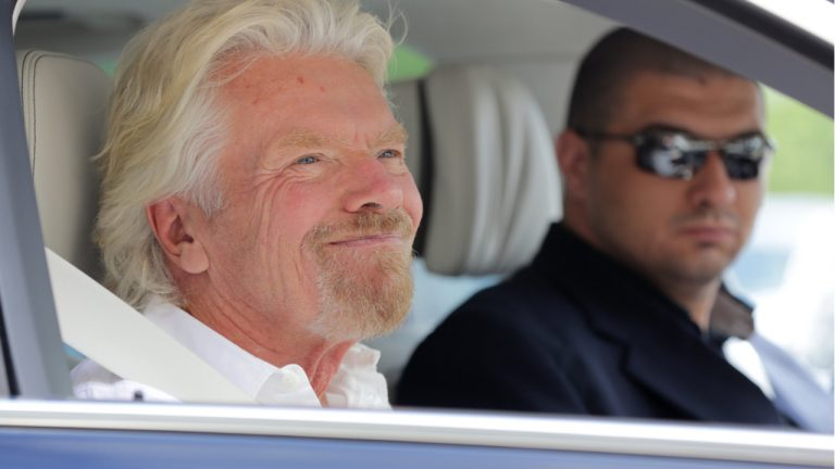 Richard Branson Found to Be Crypto Scammers' Favorite Brit Celebrity