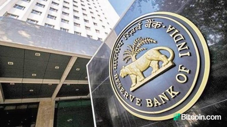 India's Central Bank RBI Urges Banks to Cut Ties With Crypto Traders and Businesses: Report
