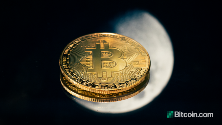 'Bitcoin Going to the Moon' — Bitmex Sending Physical Bitcoin to Lunar Surface in Q4