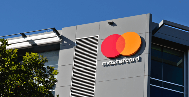 The Mastercard office in Auckland, New Zealand