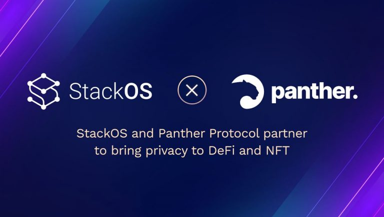 Panther Protocol and StackOS Partner to Bring Privacy to DeFi and NFTs
