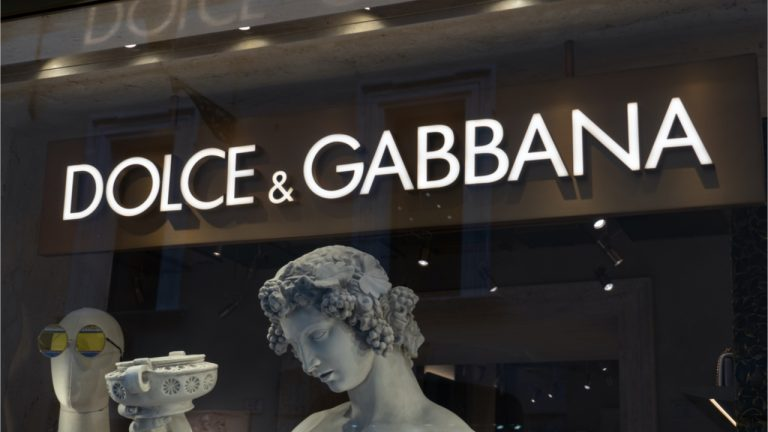 Dolce & Gabbana to Launch High Fashion-Inspired NFT Collection in Venice